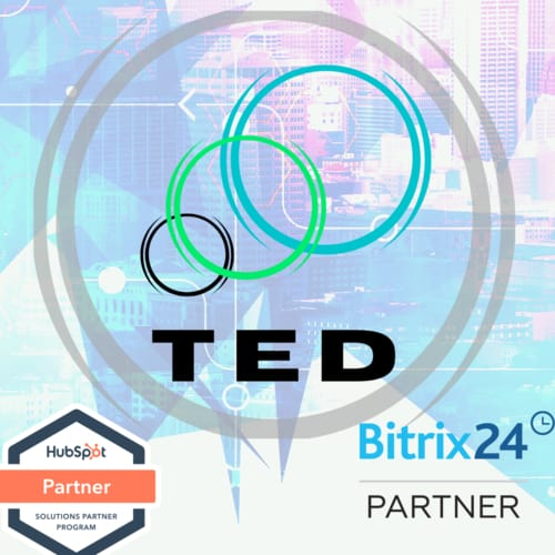 TED Digital Certified Partner Hubspot