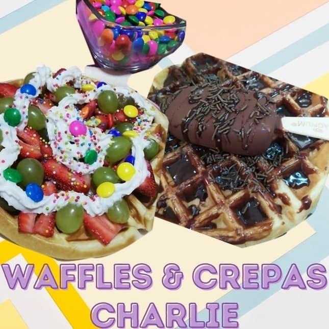Waffles y crepas Charlie